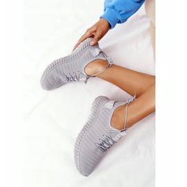 PS1 Women's Sport Shoes Slip-on Gray Do It grey 6