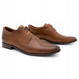 Olivier Formal shoes 1032 brown 2