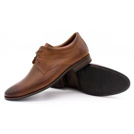 Olivier Formal shoes 1032 brown 3