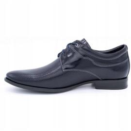 Olivier Formal shoes 1032 navy blue 1