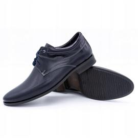 Olivier Formal shoes 1032 navy blue 3