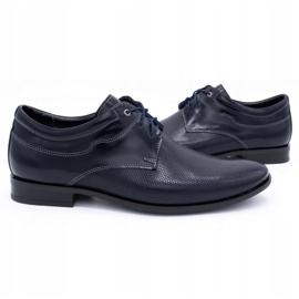 Olivier Formal shoes 1032 navy blue 5
