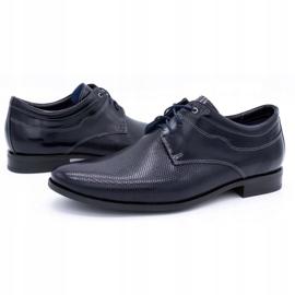 Olivier Formal shoes 1032 navy blue 6