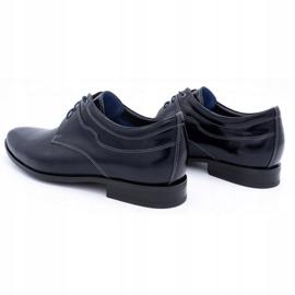 Olivier Formal shoes 1032 navy blue 7