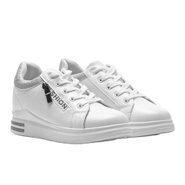 White sneakers Halyely sneakers 1
