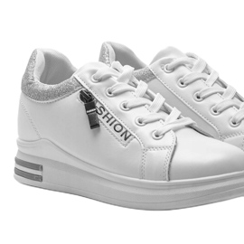 White sneakers Halyely sneakers 3
