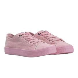 Big Star sneakers pink Alayna 1