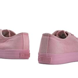 Big Star sneakers pink Alayna 2