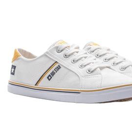 Big Star classic white Celia sneakers 2