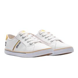 Big Star classic white Celia sneakers 3
