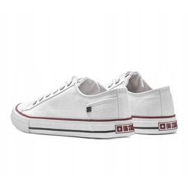 Big Star classic white Elise sneakers 1