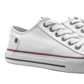 Big Star classic white Elise sneakers 2