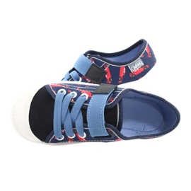 Befado children's shoes 251X160 red navy blue 5