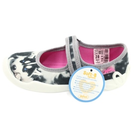 Befado children's shoes 114X440 white grey 7