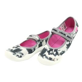 Befado children's shoes 114X440 white grey 3