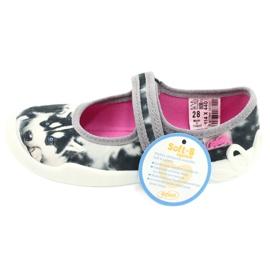 Befado children's shoes 114X440 white black grey 6