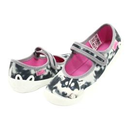 Befado children's shoes 114X440 white black grey 4