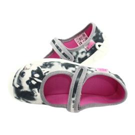 Befado children's shoes 114X440 white black grey 5