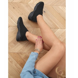 Black NB399 Black socks sports shoes 3