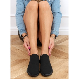 Black NB399 Black socks sports shoes 4