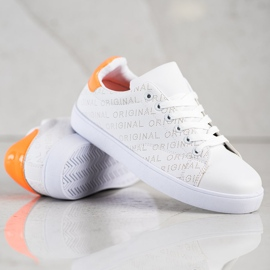 SHELOVET Original Low Sneakers white 2