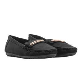 Black women's Keyla loafers 1