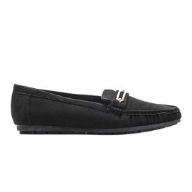 Black women's Keyla loafers 3