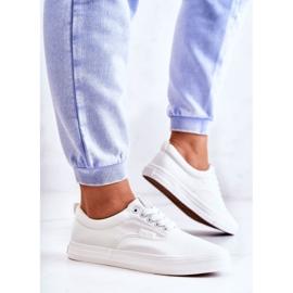 Women's Sneakers Big Star FF274168 White 3