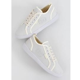 Gray NB385P Gray sneakers ecru grey 1
