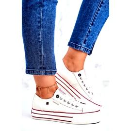 Women's Sneakers Big Star White GG274140 1