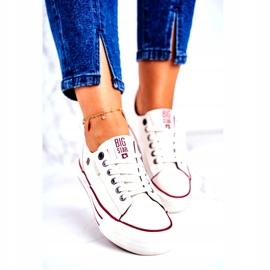 Women's Sneakers Big Star White GG274140 3