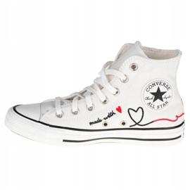 Converse Chuck Taylor All Star Hi W 171159C white 1