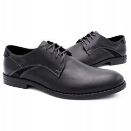 Lukas Elegant men's shoes 253LU black 5