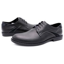 Lukas Elegant men's shoes 253LU black 6