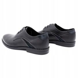 Lukas Elegant men's shoes 253LU black 7