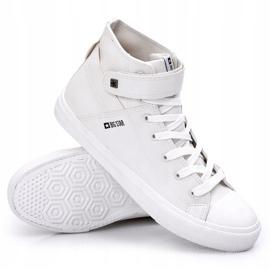 Men's High-top Sneakers Big Star White Y174024 7