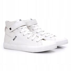 Men's High-top Sneakers Big Star White Y174024 1