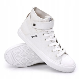 Men's High-top Sneakers Big Star White Y174024 4