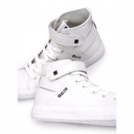 Men's High-top Sneakers Big Star White Y174024 5