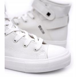 Men's High-top Sneakers Big Star White Y174024 6