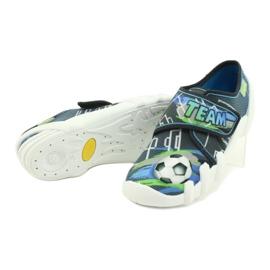 Befado children's shoes 273Y317 blue grey multicolored green 4