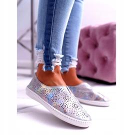 Women's Sneakers Gray Comfort Munda grey 1