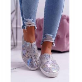 Women's Sneakers Gray Comfort Munda grey 2