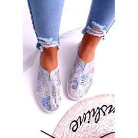 Women's Sneakers Gray Comfort Munda grey 3
