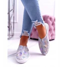 Women's Sneakers Gray Comfort Munda grey 4