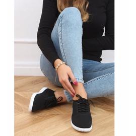 Black 1026 Black socks for women 2