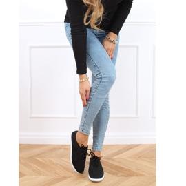 Black 1026 Black socks for women 3