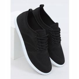 Black 1026 Black socks for women 1