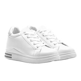 Katherine's white sneakers 1