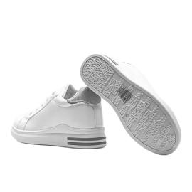 Katherine's white sneakers 2